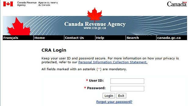 Cbc News On Twitter Canada Revenue Agency Online Services Down Since Friday Https T Co Ky2w25wqzl