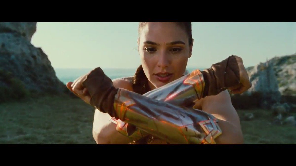 The new trailer for #WonderWoman​ is finally here!