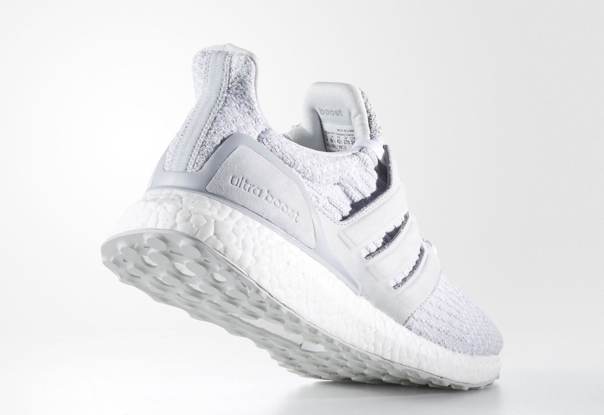 af9be843f58 The Reigning Champ x adidas Ultra Boost 3.0 is releasing soon 👀  pic.twitter.com jMGr9T6oJw. 4 00 PM - 11 Mar 2017