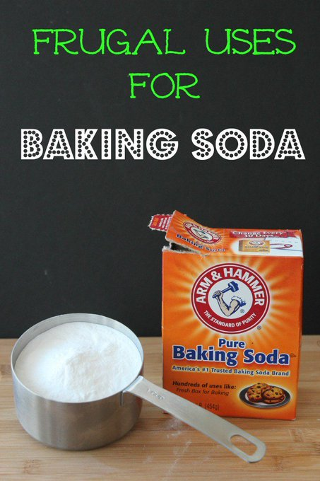 Frugal Uses for Baking Soda