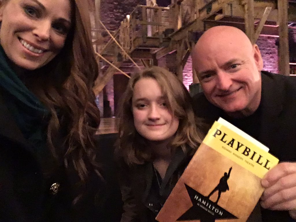 'The story of tonight' #Hamilton in #NewYorkCity. So excited to finall...