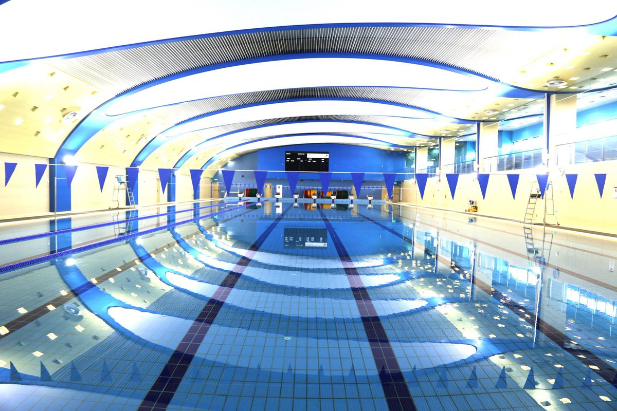 star city campus will feature an olympic 50 metre swimming pool and a smaller training pool ready for use in the 20172018 httpstco6szzo5xk0v - Olympic Swimming Pool 2017
