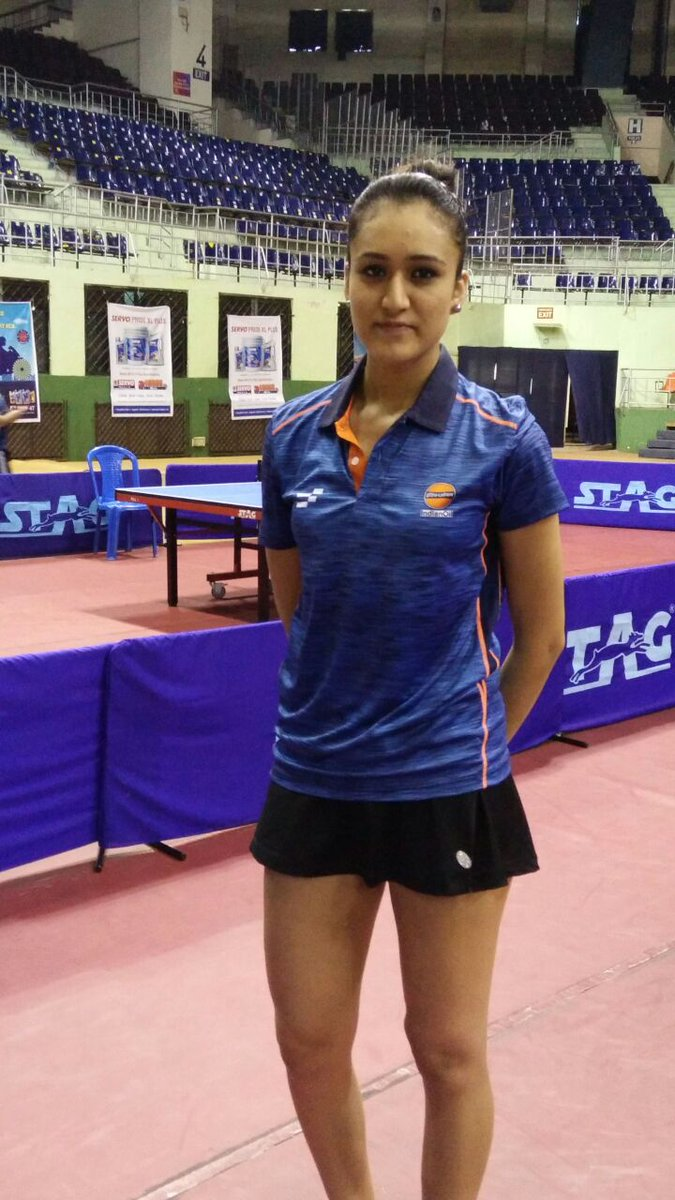 Indian Oil Corp Ltd On Twitter Kudos To Iocian Manika Batra On Winning The Womens Singles At The Th Pspb Table Tennis Tournament In Chennai