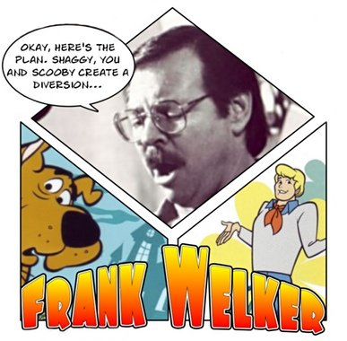 Happy 71st Birthday to the legendary Frank Welker, the voice of Scooby-Doo & Freddie too!