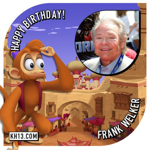 Happy 71st birthday to Frank Welker (born March 12th, 1946), he...