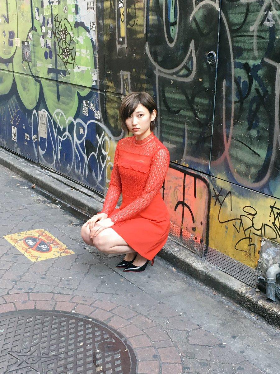 現在発売中のBRODY4月号には、#欅坂46 の #志田愛佳 さんのソログラビアも掲載! 欅坂と縁深…