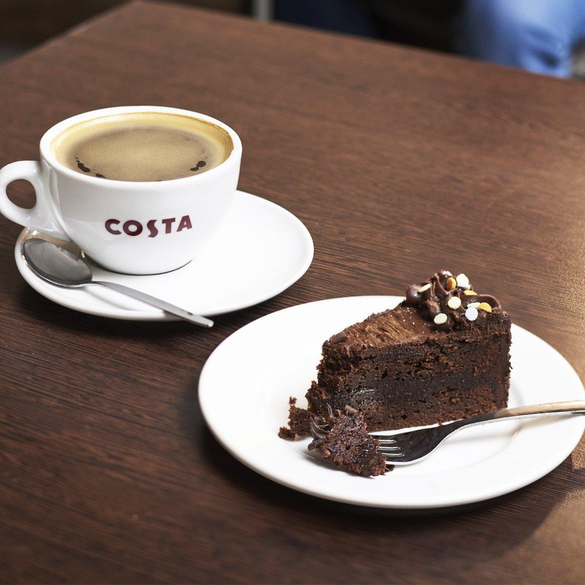 Costa Coffee Cakes