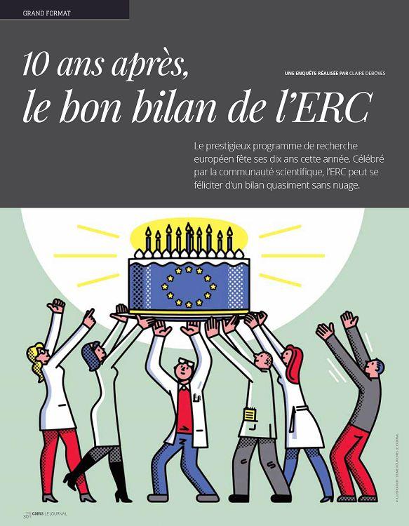 #ERC10yrs Un bilan pour les 10 ans d&#39;@ERC_Research à lire dans #CNRSleJournal n°287 pp.30-36:  https:// lejournal.cnrs.fr/sites/default/ files/numeros_papier/jdc287_complet_bd3.pdf &nbsp; … <br>http://pic.twitter.com/1ysGGKQ0be