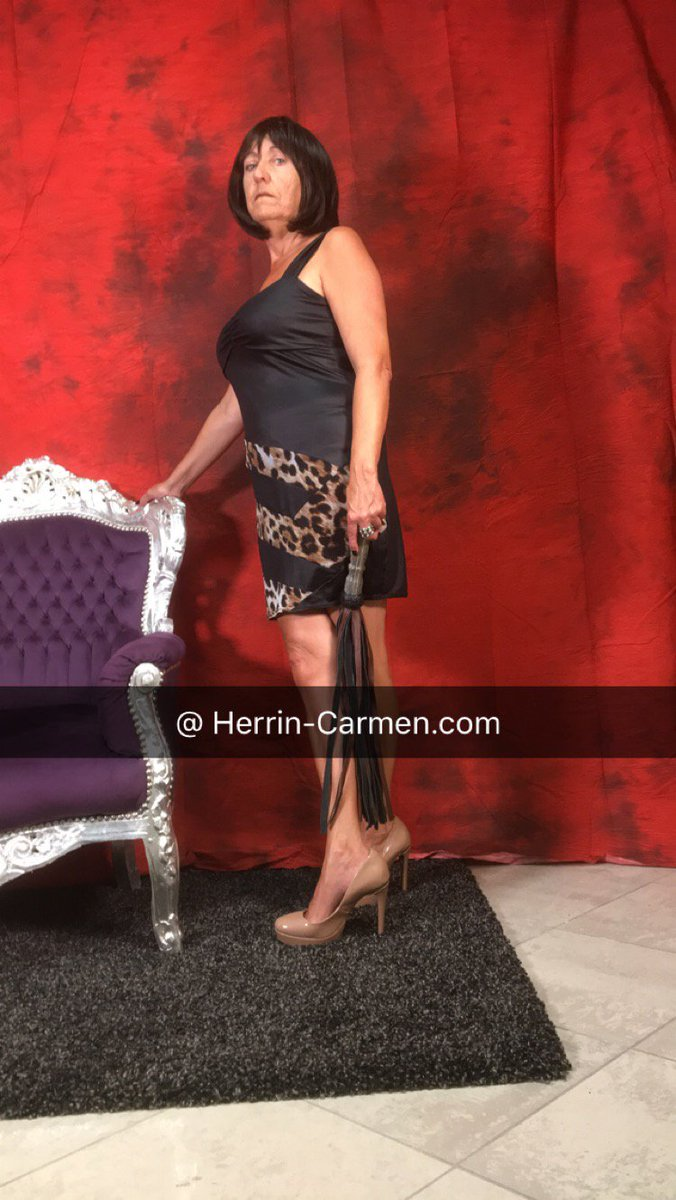 Mom german mature Herrin beat