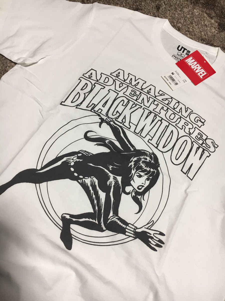 efb903ab Uniqlo Marvel T-Shirts - Comics General - CGC Comic Book Collectors ...