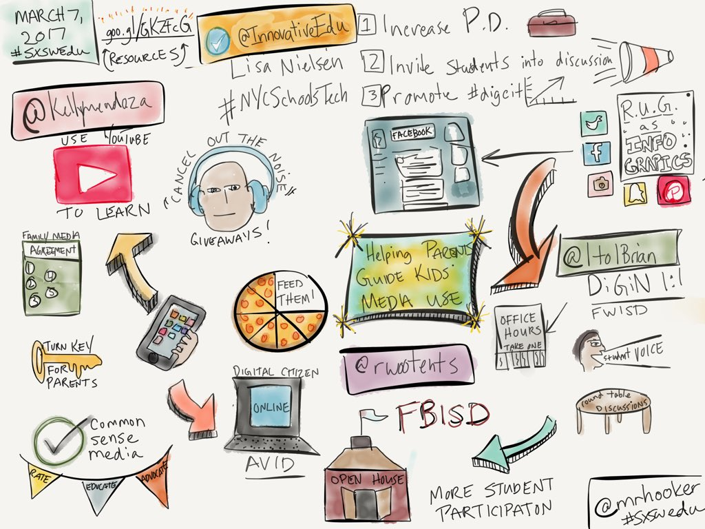 9 Ways to Increase Parent Engagement Using Media - #SXSWEdu Takeaways https://t.co/9RzVZFW4TT #PTChat https://t.co/mE0ydue61f