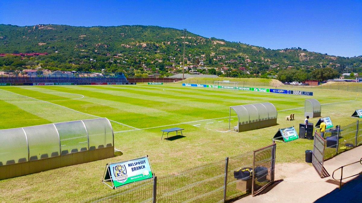 "Cape Town City Fc Twitter: CAPE TOWN CITY FC On Twitter: ""Kabokweni Stadium"