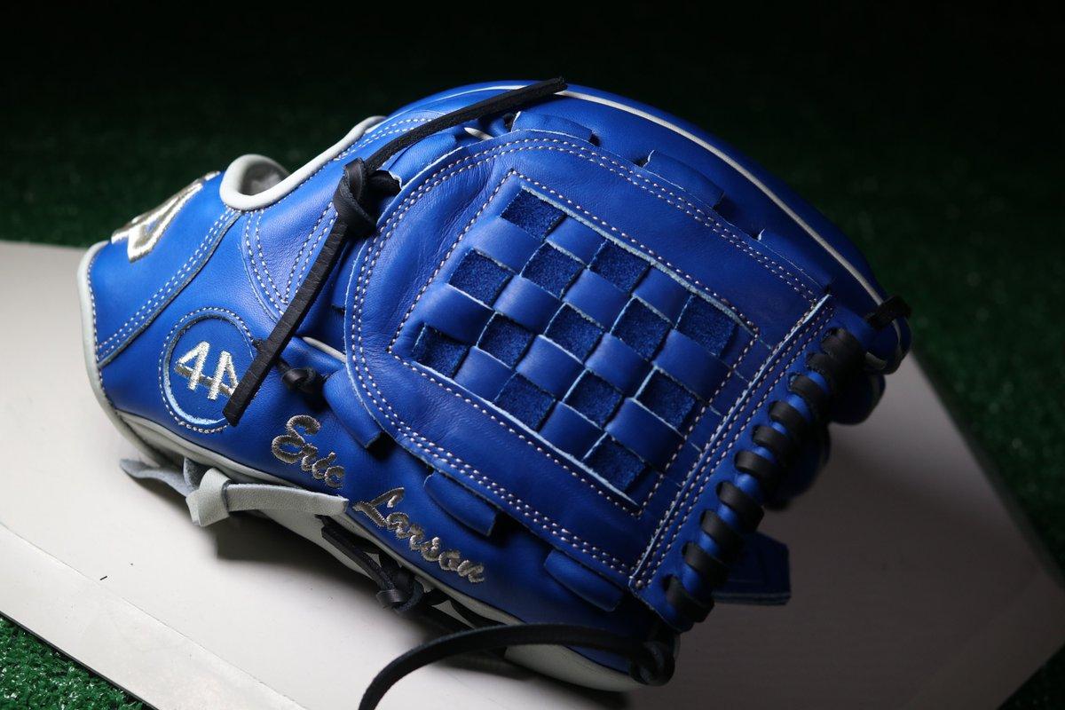 44 baseball gloves on twitter fresh royal blue grey black signature series basket web. Black Bedroom Furniture Sets. Home Design Ideas