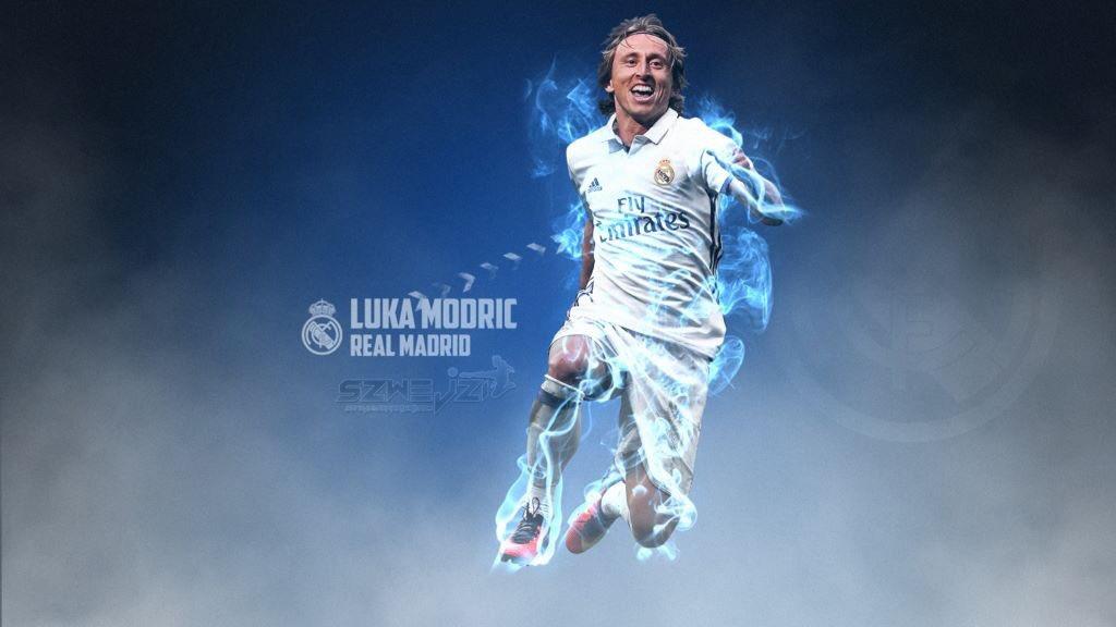 2️⃣0️⃣0️⃣  Ce soir, Luka #Modric pourrait disputer son 200e match sous le maillot du Real Madrid.