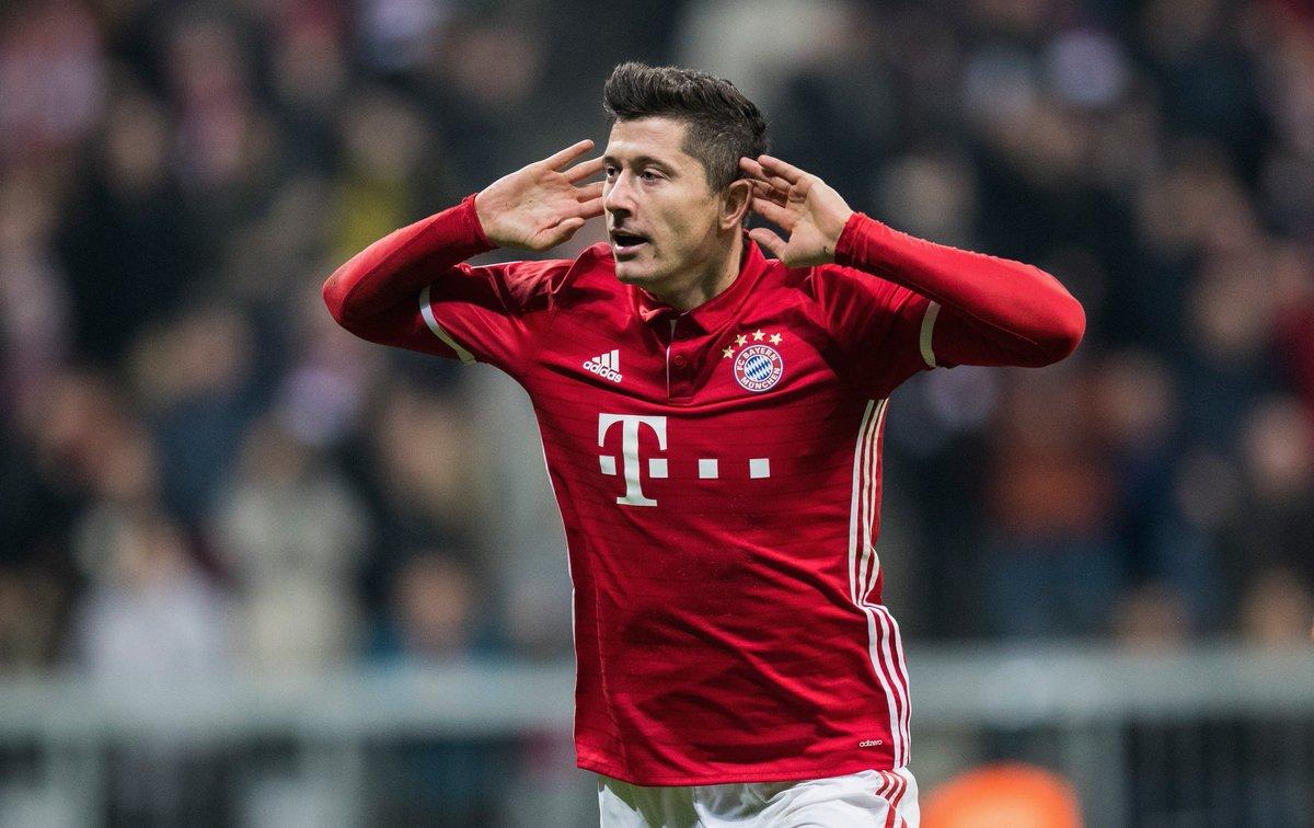 Robert Lewandowski at Bayern:  Games 136 Goals 100  🔥🔥🔥 #UCL https://t...