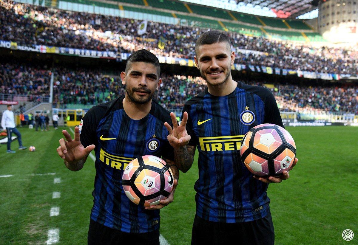 Risultati Serie A: Inter-Atalanta 7-1 e Napoli-Crotone 3-0
