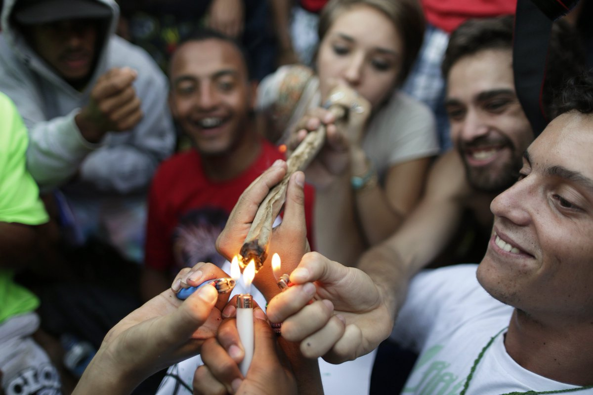 T-H-See What All the Fuss is About: Exploring the Pot Party Trend – High Times