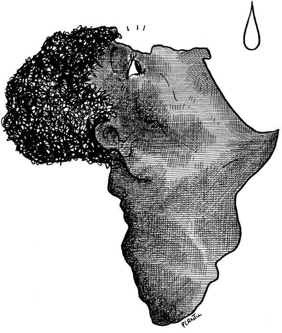 FAMINE EN AFRIQUE: L'ONU annonce que le monde est confrontée à la 'pire crise humanitaire depuis la fin de la Seconde guerre mondiale'.
