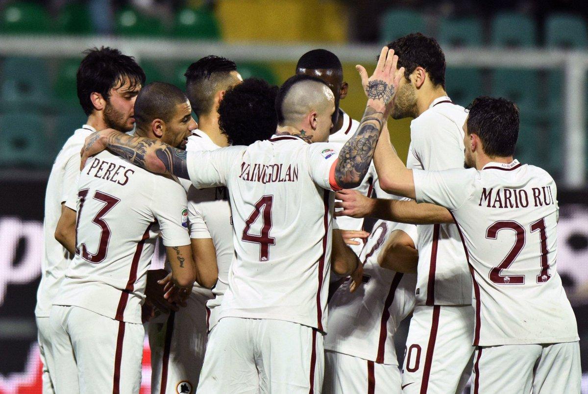 Video: Palermo vs AS Roma