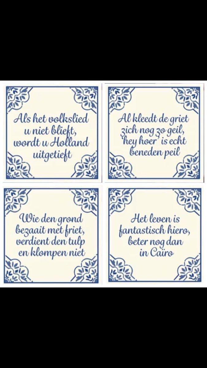 oud hollandse spreuken Edwin Coron Twitter: