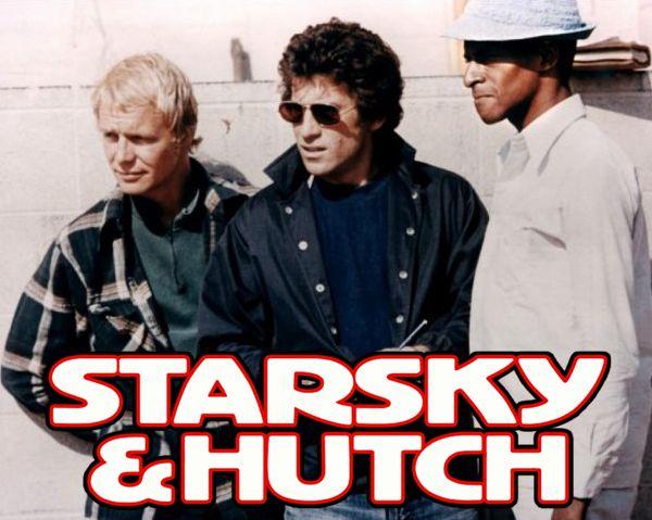 Foto Starsky & Hutch con l'informatore Huggy Bear
