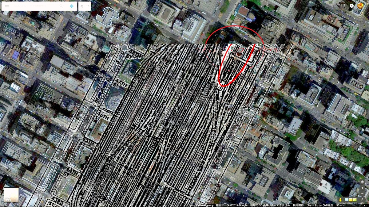 グランドセントラルホテルのアクセス・地図【るる …