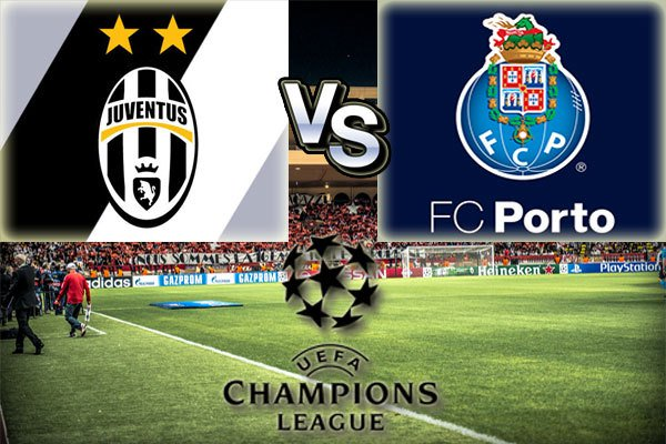 Partite Champions: Juventus-Porto Diretta in chiaro Canale 5 e Live Streaming Mediaset?