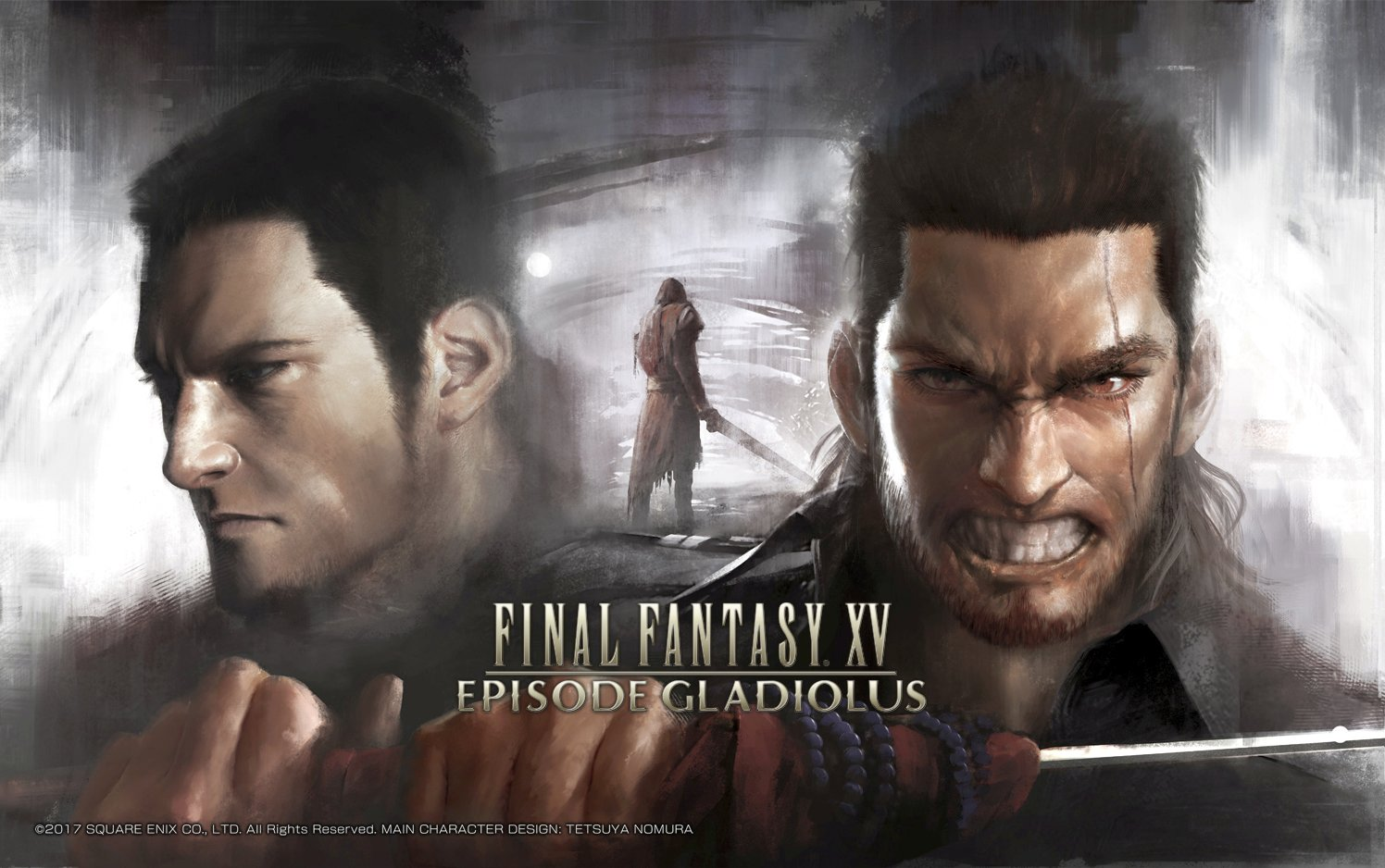 Final Fantasy XV Episode Gladiolus Trailer