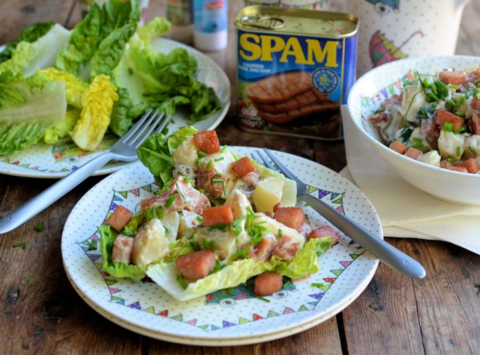 Potato Salad with SPAM – Lavender & Lovage – UK Food and Drink News – Nosh Online