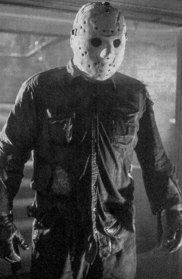 Jason as portrayed by Kane Hodder. #Jason #JasonVorhees #FridayThe13th<br>http://pic.twitter.com/VLwECkMauZ