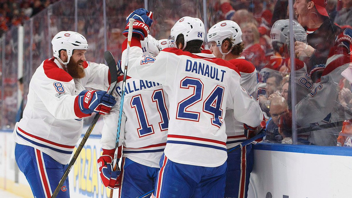 Paul Byron scored two goals as the #Canadiens came back to defeat the...