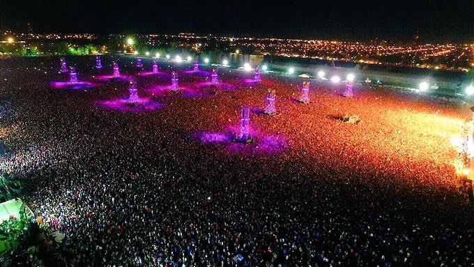 Morti e dispersi al concerto di Indio Solari a Olavarria