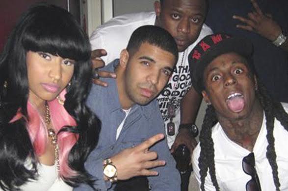 """Elliott Wilson on Twitter: """"TB3: The Big 3. Drake. Nicki. Wayne ..."""