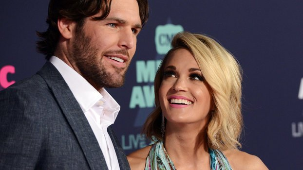 Mike Fisher Sends Sweet Birthday Wish to Wife Carrie Underwood
