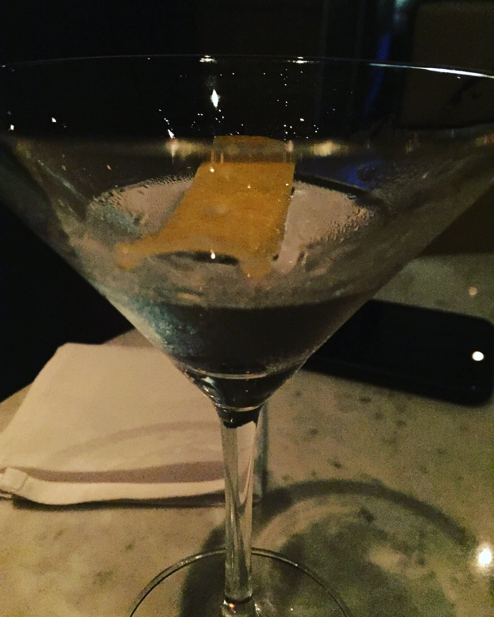 "As my Mate always says when a Martini is present ... ""Why you so good to me ?!?!"" https://t.co/UMcXNOjAox"