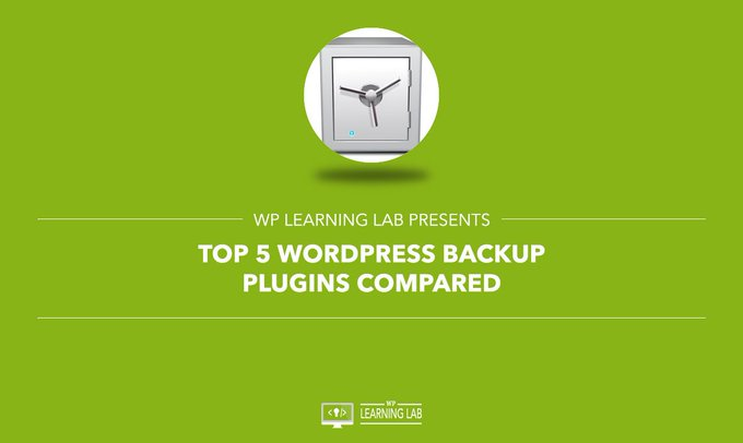 Best Plugins for Backing Up WordPress