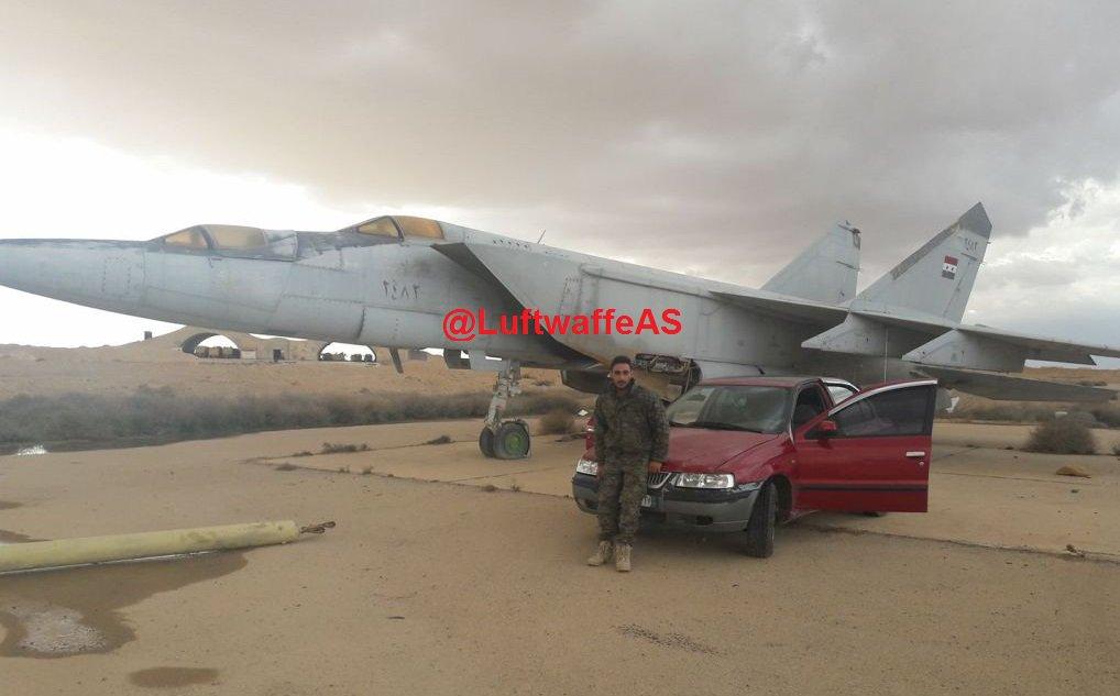 القوات الجويه السوريه .....دورها في الحرب القائمه  - صفحة 2 C6x5Ni5WgAAqaXs