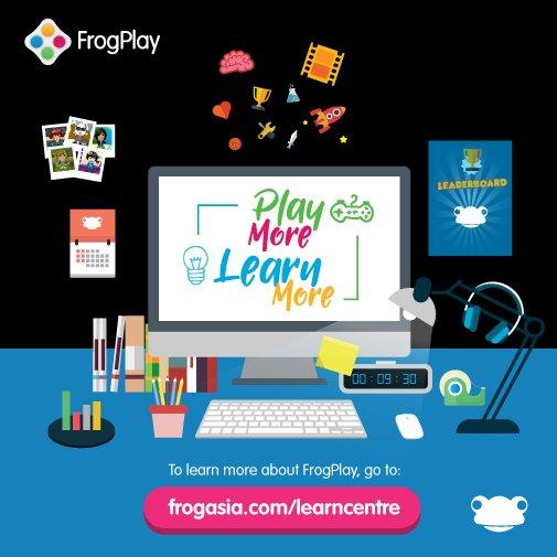 "FrogAsia on Twitter: ""Memperkenalkan FrogPlay, aplikasi ulangkaji dalam Frog VLE berasaskan ..."