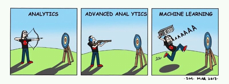 machine learning jokes