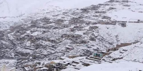 At least eight people were killed in avalanche in Shahr-e-Bozorg district of Badakhshan province, Afghanistan
