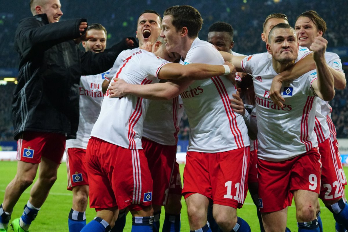 Hamburger SV: Hamburger SV (@HSV)