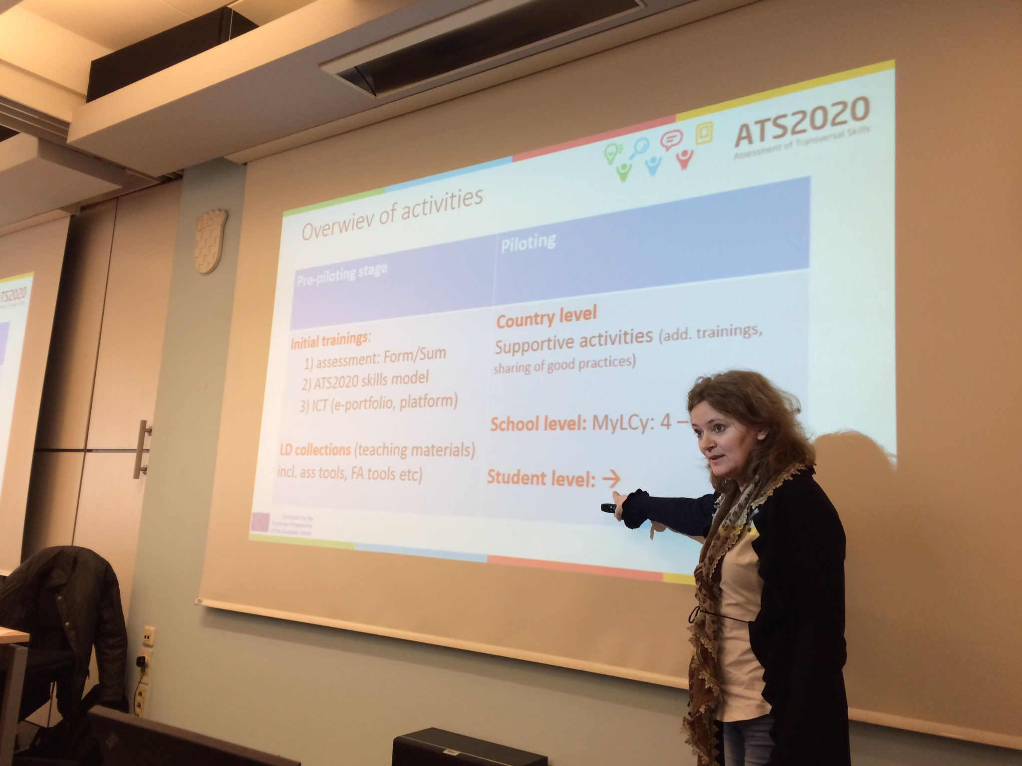 @tanjavec speaking about the #ats2020 in-school pilot implementation in the ten pilot countries https://t.co/vNwPYmJA7F