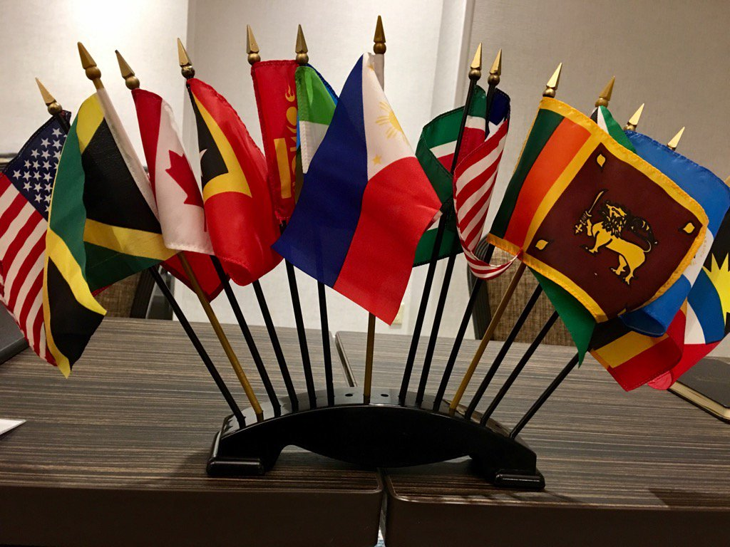 #fisc2017 begins this morning @freebalance International Steering Committe in #Miami https://t.co/wchFL8vQAm