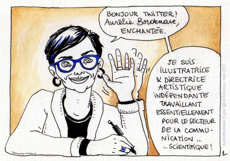 Hello, cette semaine une autre Aurélie vous accompagne, alias @LeelyDessin Au plaisir d'échanger avec vous :) https://t.co/ygNvOVZEqN