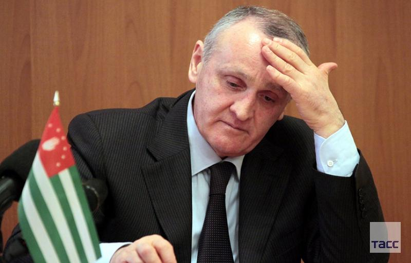The ex-President of Abkhazia Ankvab wins the parliamentary elections in the first round