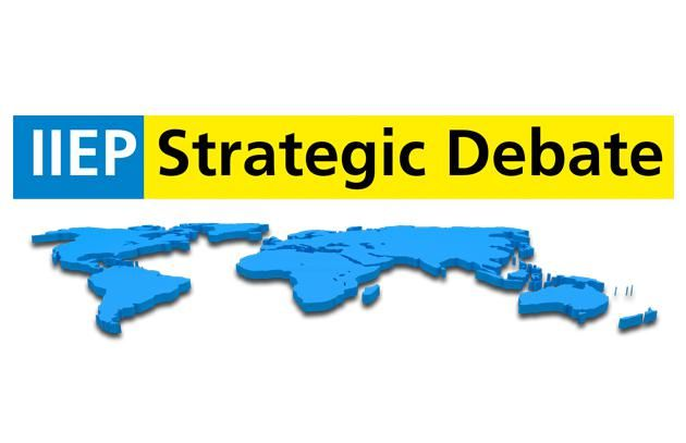 Don't miss IIEP's #StrategicDebate today 🖥 https://t.co/TcNT1hA98A w/ @SchleicherOECD @OECDEduSkills G.Steiner-Khamsi @NORRAG_NEWS #PISA https://t.co/TWANcaUFFj