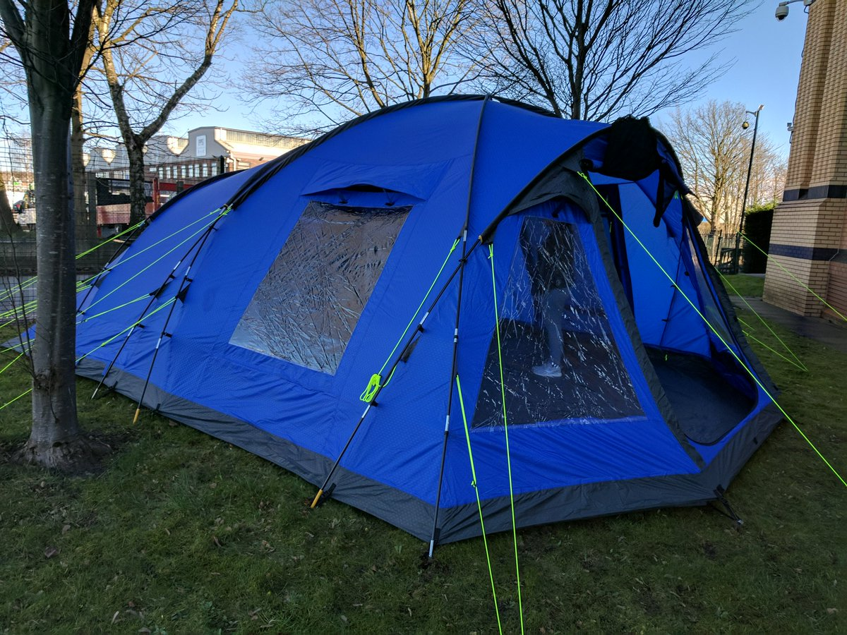 Millets on Twitter  Want a sneak peak inside our new u0026 exclusive Eurohike Bowfell 600 tent? Head over to our Insta page to take a look ... & Millets on Twitter: