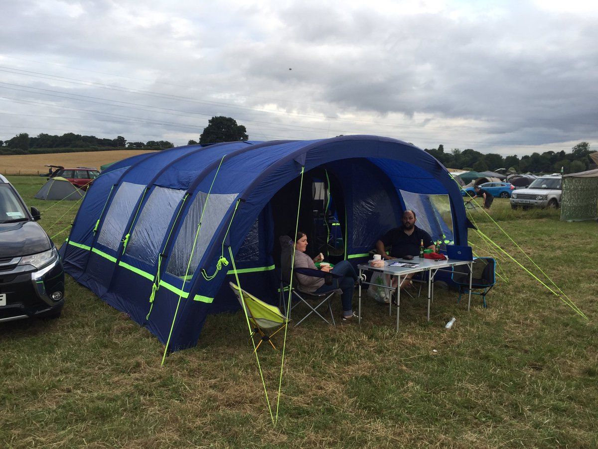David Addy on Twitter  @millets_online pic of the family text driving the new Berghaus Air 6XL at Billing Aquadrome last summer #homefromhome #mymilletsu2026 ... & David Addy on Twitter: