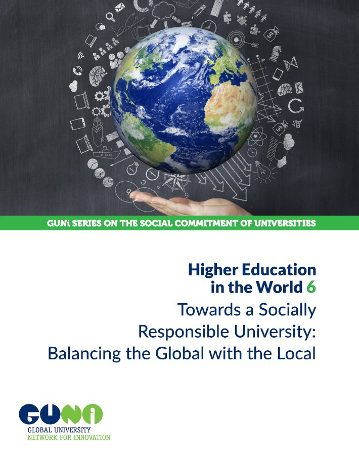 Full #GUNiReport available in open access here. Share and download! https://t.co/QKUnj13uEb 'Towards a Socially Responsible University' https://t.co/xebocG7slM