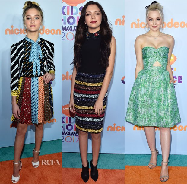 Choice Awards Red Carpet  Nickelodeon Kids Choice Awards